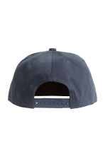 Cotton-blend cap - Dark blue - Men | H&M CN 2