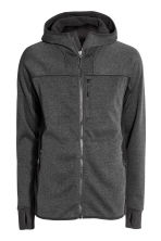 Outdoor jacket - Dark grey - Men | H&M CN 2