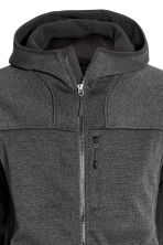 Outdoor jacket - Dark grey - Men | H&M CN 3