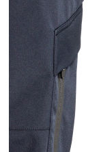 Trekking trousers - Dark blue - Men | H&M CN 4