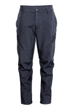 Trekking trousers - Dark blue - Men | H&M CN 2