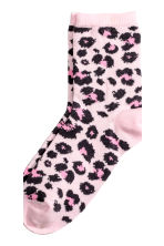 7-pack socks - Light pink - Kids | H&M CN 4