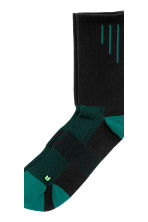 3-pack sports socks - Petrol - Men | H&M CN 3