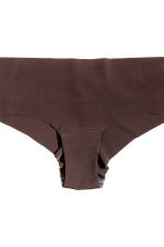2-pack hipster briefs - Dark brown - Ladies | H&M CN 4