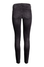 Superstretch trousers - Black washed out - Ladies | H&M 2