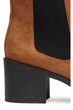 Ankle boots - Camel - Ladies | H&M CN 4