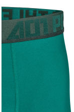 Sports boxer shorts - Dark green - Men | H&M CN 2