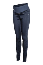 MAMA Superstretch trousers - Dark blue -  | H&M 3