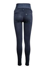 MAMA Superstretch trousers - Dark blue -  | H&M 4