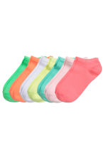 7-pack trainer socks - Yellow - Kids | H&M CN 1