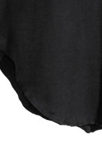 Long T-shirt - Black - Men | H&M CN 3