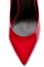 Court shoes - Red - Ladies | H&M CN 3