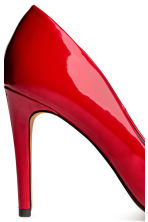 Court shoes - Red - Ladies | H&M CN 4