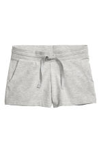 Jersey shorts - Grey marl - Kids | H&M 2