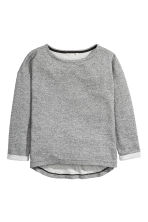 Sweatshirt - Grey marl - Kids | H&M 2