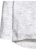 Sweatshirt - Light grey marl - Kids | H&M 3
