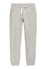 Sweatpants - Light grey marl - Kids | H&M CN 2