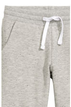 Sweatpants - Light grey marl - Kids | H&M CN 3