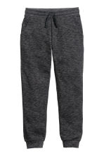 Sweatpants - Black marl - Kids | H&M 2