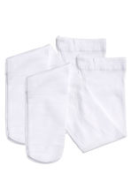 2-pack thin tights - White - Kids | H&M 1