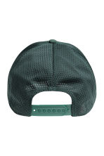 Mesh cap - Khaki green - Men | H&M CN 2