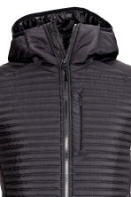 Padded bodywarmer - Black - Men | H&M 3