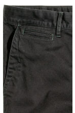 Chinos Skinny fit - Anthracite grey - Men | H&M 4