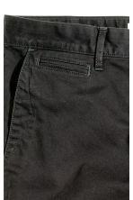Chinos Skinny fit - Anthracite grey - Men | H&M 3