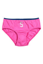 7-pack briefs - Neon pink - Kids | H&M CN 2