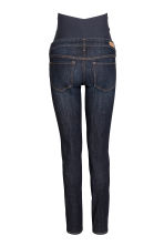 MAMA Skinny Jeans  - Dark denim blue - Ladies | H&M CN 3