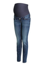MAMA Skinny Jeans  - Dark denim blue - Ladies | H&M GB 1