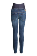 MAMA Skinny Jeans - Dark denim blue - Ladies | H&M CN 2