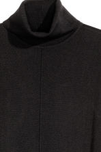 H&M+ Fine-knit tunic - Black - Ladies | H&M CN 2