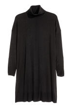 H&M+ Fine-knit tunic - Black - Ladies | H&M CN 1