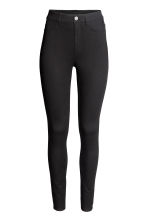 Super Skinny High Jeans - Black - Ladies | H&M GB 2