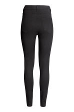 Super Skinny High Jeans - Black -  | H&M CN 4