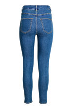 Super Skinny High Jeans - Denim blue - Ladies | H&M CN 3