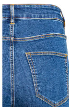 Super Skinny High Jeans - Denim blue - Ladies | H&M CN 4