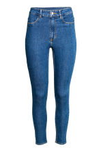 Super Skinny High Jeans - Denim blue - Ladies | H&M CN 2