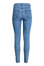 Super Skinny High Jeans - Light denim blue - Ladies | H&M CN 3