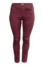 H&M+ Slim Regular Ankle Jeans - Prugna - DONNA | H&M IT 2