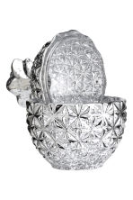 Pineapple-shaped glass jar - Silver - Home All | H&M CN 2