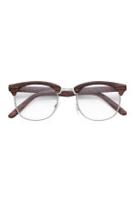 Glasses - Dark brown - Men | H&M 2