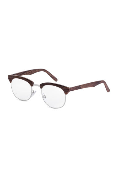 Glasses - Dark brown - Men | H&M 1