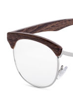Glasses - Dark brown - Men | H&M 3
