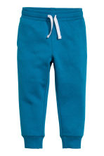 Sweatpants - Dark turquoise - Kids | H&M CN 2