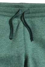 Sweatpants - Dark green marl - Kids | H&M CN 3
