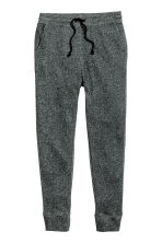 Sweatpants - Black marl - Ladies | H&M CN 2