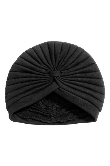 Turban - Black - Ladies | H&M CN 1
