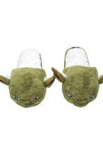 Slippers - Green/Yoda - Men | H&M CN 3
